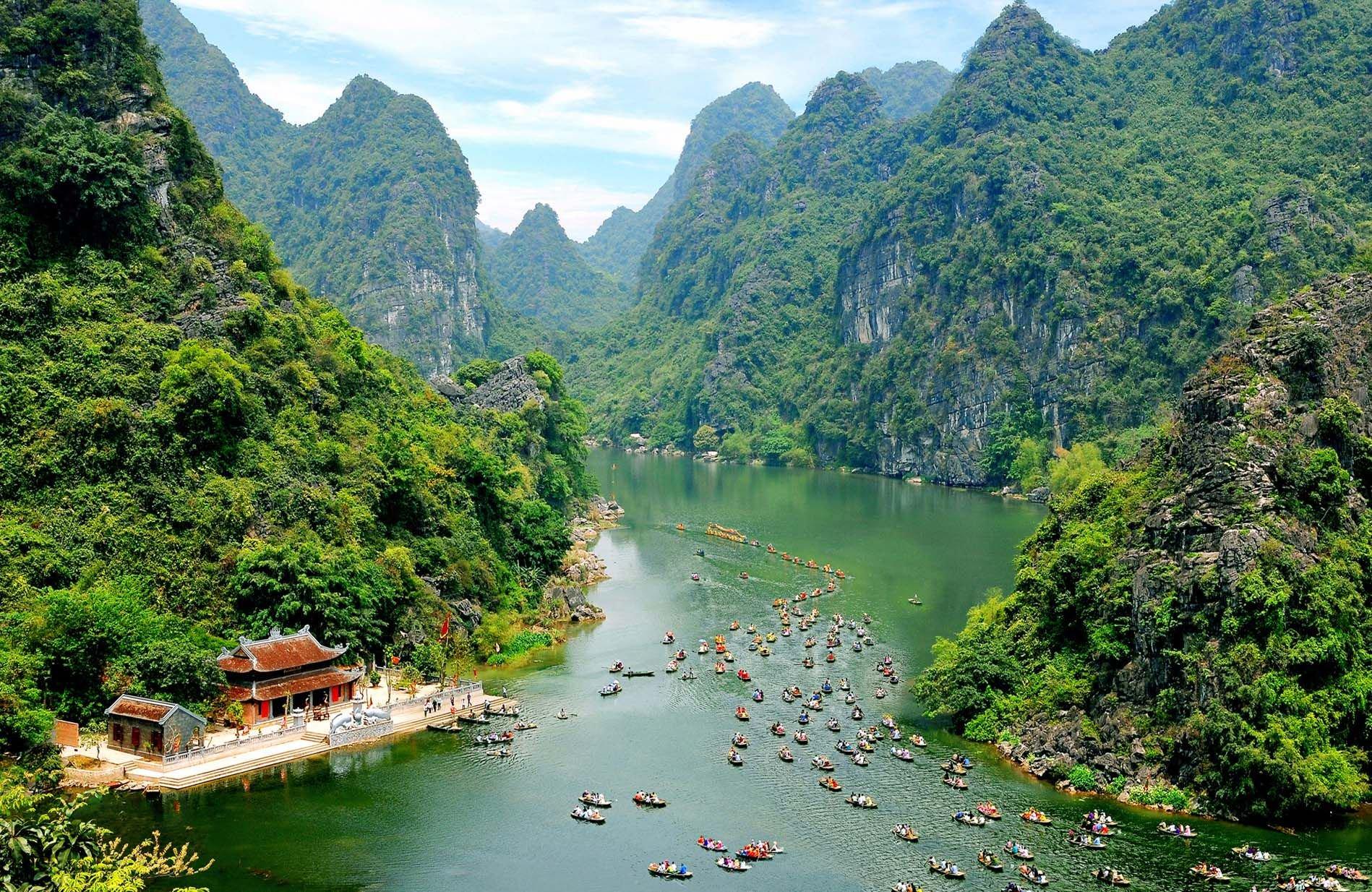 Ninh Bình sẽ tổ chức 'Lễ hội Văn hóa, Thể thao và Du lịch' năm 2018