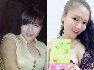 Bí quyết trở thành hot girl của cô nàng từ 70kg đến eo con kiến