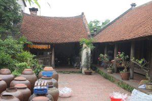 Ngôi làng toàn những căn nhà cổ hàng trăm năm tuổi ở Hà Nội