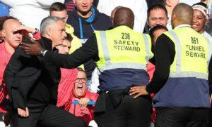 Sau trận hòa đau đớn, Mourinho: 'Tôi chấp nhận lời xin lỗi của phía Chelsea'