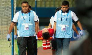 Đội trưởng U19 Việt Nam nhập viện sau trận thua Jordan ra quân giải U19 Châu Á