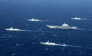 Bộ Quốc phòng Mỹ: Đừng để Trung Quốc viết lại luật quốc tế tại Biển Đông