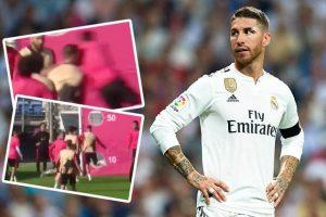 """HLV Lopetegui """"ngậm ngùi"""" loại cầu thủ trẻ bị Ramos dọa đánh"""