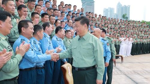 """Tập Cận Bình kêu gọi quân đội """"sẵn sàng chiến tranh"""" trên biển Đông"""