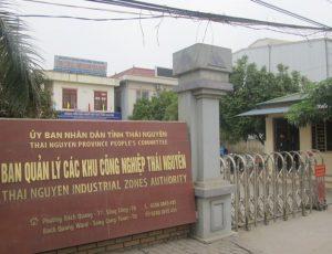Thái Nguyên: 'Không có chuyện Ban Quản lý các KCN Thái Nguyên lại xin cơ chế đặc thù'