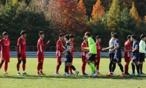 Tuyển Việt Nam thua đội cuối bảng giải hạng Nhì Hàn Quốc
