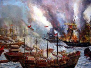 Đại chiến Vàm Nao, thủy quân nhà Nguyễn đánh tan 4 vạn quân Xiêm
