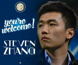 """Chấn động: """"Cậu ấm"""" 27 tuổi của tỷ phú Trung Quốc làm chủ tịch CLB Inter Milan"""