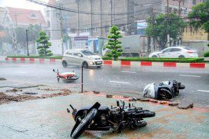 Những hình ảnh đau lòng dưới sức tàn phá của cơn bão số 9