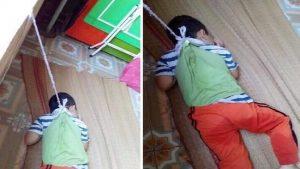 Buộc bé trai 4 tuổi vào khung cửa, 2 cô giáo mầm non bị tạm nghỉ dạy