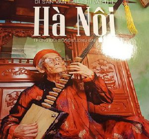 'Di sản văn hóa phi vật thể Hà Nội trong đời sống đương đại'