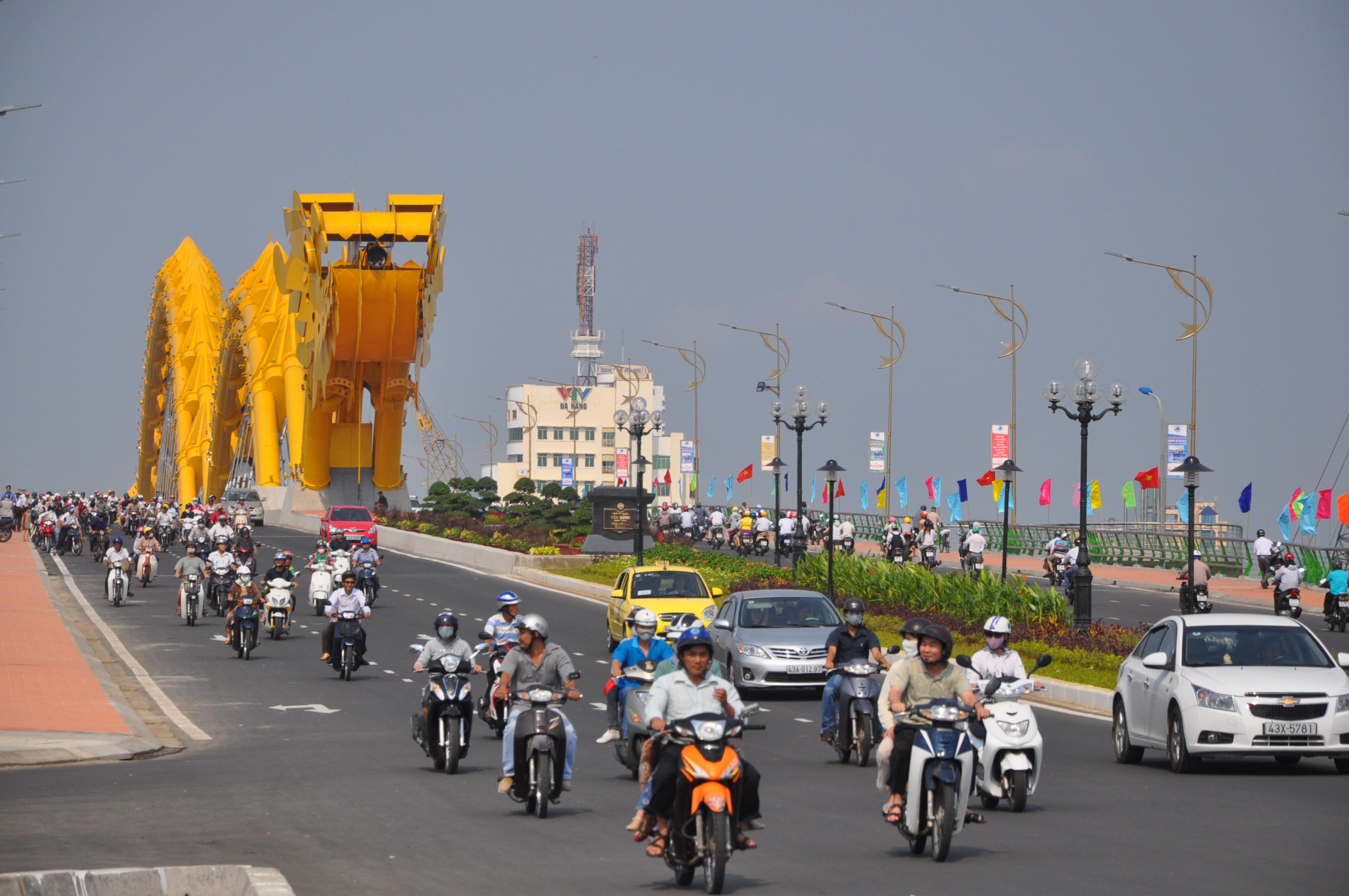 Giải pháp nào cho giao thông thông minh Đà Nẵng