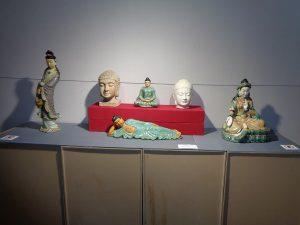 Triển lãm 'Nét đẹp Gốm xưa' tại Bảo tàng Mỹ thuật Đà Nẵng