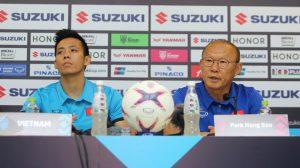 ĐT Việt Nam đã sẵn sàng cho trận đấu với ĐT Malaysia