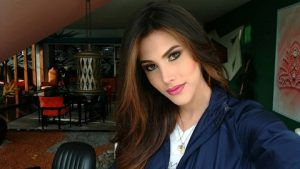 Cận cảnh nhan sắc quyến rũ của 'Hoa hậu Quốc tế 2018'