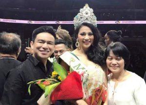Gia đình bác sĩ thẩm mỹ Chiêm Quốc Thái lên tiếng liên quan tới Hoa hậu trái đất