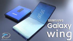 Samsung sẽ tung mẫu điện thoại cảm ứng màn hình gập vào 3/2019