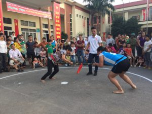 Sôi động Ngày hội văn hoá thể thao các dân tộc