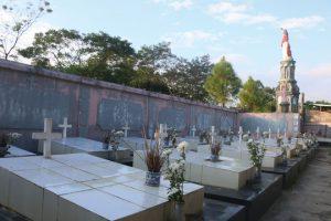 Những sinh linh bị chối bỏ: Nghĩa trang những ngôi mộ vô danh