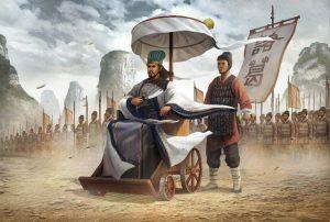 Những nhân vật lịch sử kiệt xuất Trung Quốc, Khổng Minh ngoài top 3