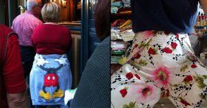 Những thiết kế thời trang thảm họa khiến chủ đỏ mặt vì ngượng