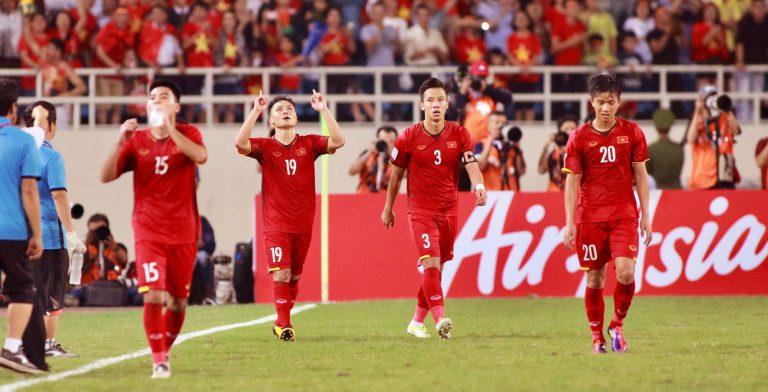 Hành trình đến chung kết AFF Cup 2018: Giấc mơ 10 năm bóng đá Việt