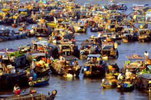 Nét văn hóa đặc sắc vùng sông nước Cửu Long
