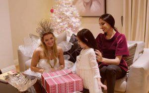 Giáng sinh xa xỉ của các con nhà tỷ phú khiến 'cả thế giới' ghen tỵ