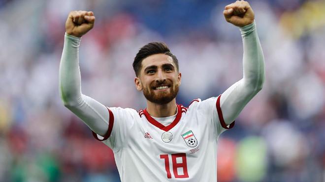 Trụ cột tuyển Iran thay nhau chấn thương trước thềm Asian Cup