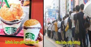 Những hình ảnh chứng minh Nhật Bản đến từ 'hành tinh khác'