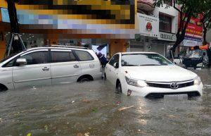 Đà Nẵng ứng phó khẩn cấp với đợt mưa lũ bất thường