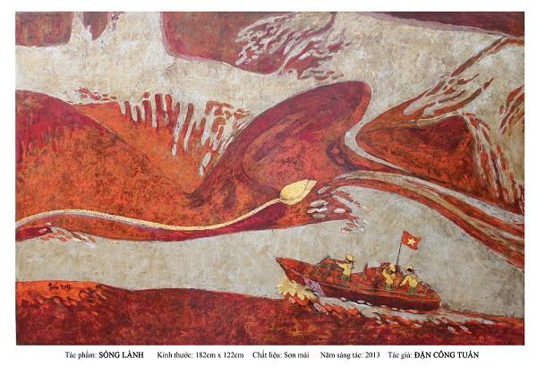 Triển lãm 'Tinh hoa mỹ thuật Đà Nẵng 2008 – 2018'