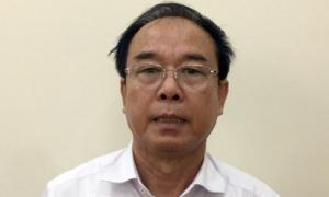 Nguyên Phó chủ tịch UBND TP HCM Nguyễn Thành Tài bị bắt