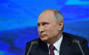 Ông Putin trả lời tham vọng thống trị thế giới của Nga