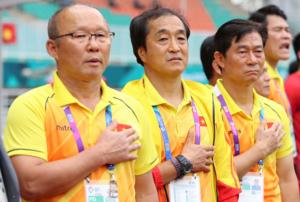 Tâm thư chia tay của trợ lý ông Park gọi tên các cầu thủ Việt Nam
