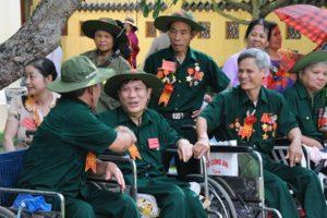 Thương binh, bệnh binh được hỗ trợ thêm 200.000 đồng/ngày lễ, tết