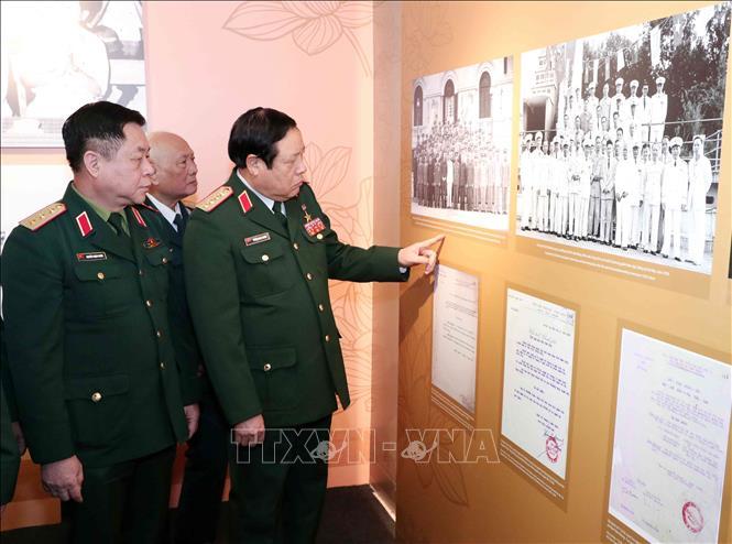Triển lãm về tướng lĩnh Việt Nam qua những trận đánh, chiến dịch tiêu biểu