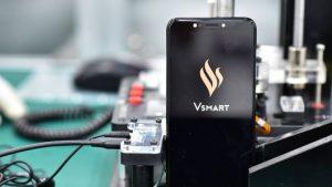 Vinfast sẽ chuẩn bị cho ra mắt 4 mẫu điện thoại thông minh