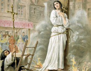 Jeanne d'Arc: Nữ tướng huyền thoại từng được phong thánh của Pháp