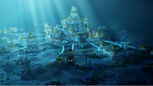 Khám phá những bí ẩn khủng khiếp về thành phố Atlantis