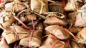 Ngọt thơm bánh gấc Ninh Giang – thứ quà tết bình dị