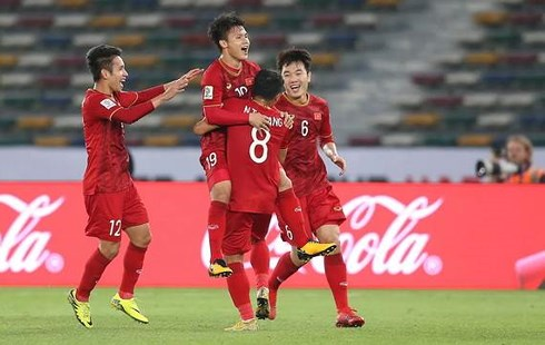 ĐT Việt Nam vào tứ kết Asian Cup: Bản lĩnh đội bóng số 1 Đông Nam Á