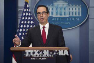 Mỹ tuyên bố tiếp tục chính sách trừng phạt Nga