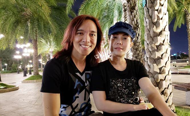 Những điều ít biết về chồng danh hài Việt Hương