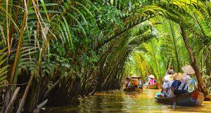 Từ cù lao Tân Phong đến câu chuyện du lịch của Tiền Giang