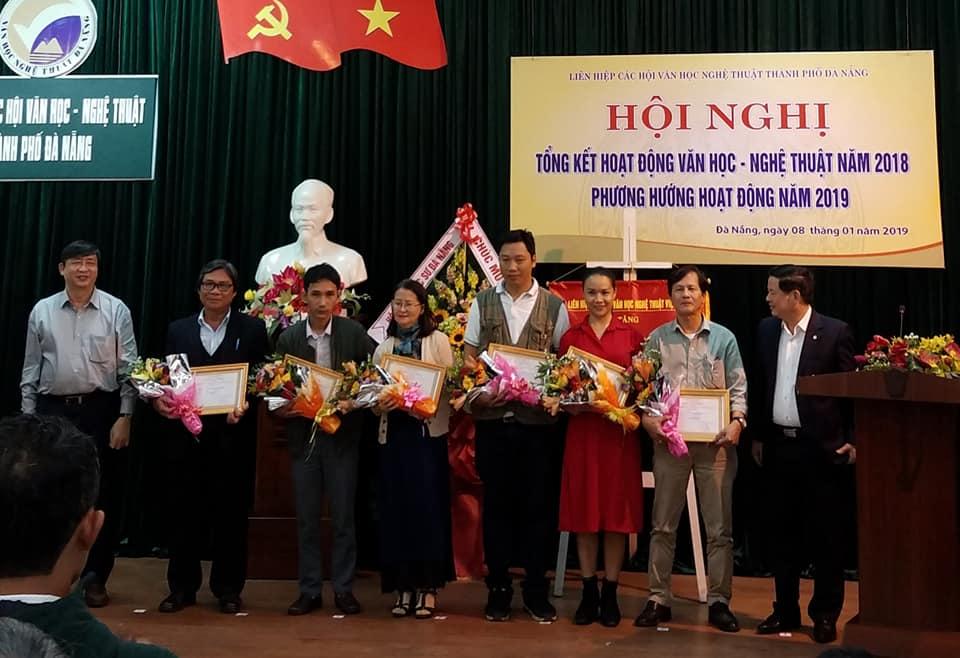 Tổng kết hoạt động văn học nghệ thuật TP Đà Nẵng năm 2018