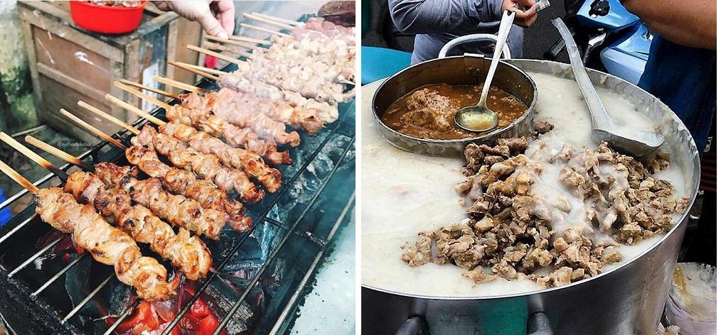 Một số món ăn vặt đặc trưng của mùa đông Hà Nội