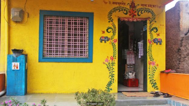 Kỳ lạ ngôi làng không cần lắp cửa ở Ấn Độ