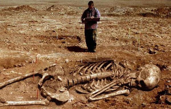 6 bằng chứng cho thấy người khổng lồ từng tồn tại trên Trái đất