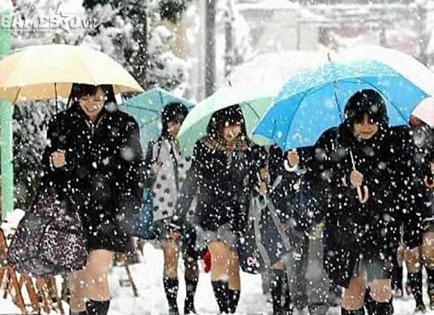 Học hỏi người Nhật cách giữ ấm cơ thể vào mùa đông